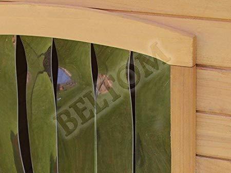 cuccia x esterno, in legno.