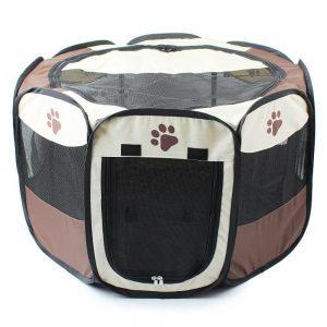 box gabbia pieghevole per cane